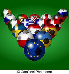 UEFA Euro 2012 ball