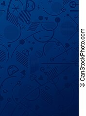 UEFA soccer champions competition European Abstract blue...