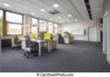 ufficio, affari, textspace, -, sfocato, ideale, defocused, fondo, presentazione