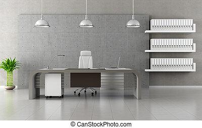 ufficio contemporaneo