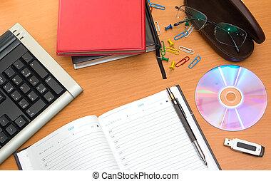 ufficio, desktop