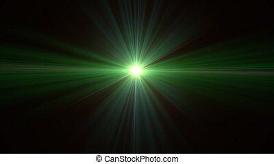 Ufo flare