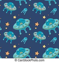 Ufo pattern
