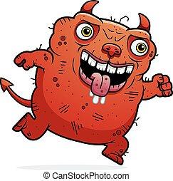 Ugly Devil Running