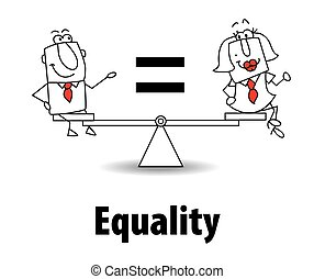 uguaglianza, genere