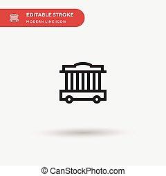 ui, символ, icon., проект, цвет, вектор, дизайн, web, просто, клетка, редактируемые, icons, ваш, мобильный, современное, шаблон, element., идеально, бизнес, иллюстрация, pictogram, stroke.