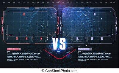 ui, hud, 技術, blocks., 現代, interface., design., サイエンスフィクション, 見出し, gui, 未来派, ∥対∥, 戦い, ユーザー, template., 広場, 抽象的, rames, メニュー, ∥対∥, 概念, バックグラウンド。