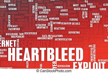 uitbuiten, heartbleed