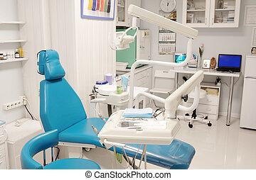 uitrusting, dentaal