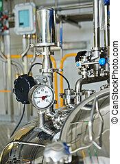 uitrusting, farmaceutische industrie