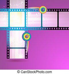 układa, film