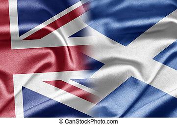 UK and Scotland