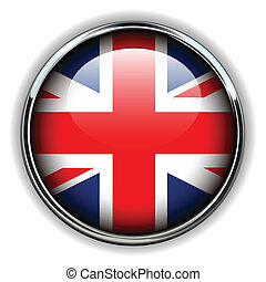 UK button - United Kingdom; UK flag button