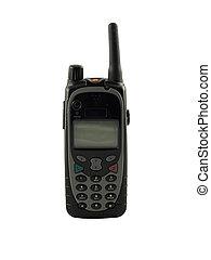 UK Emergency Services Radio - British hand held police radio