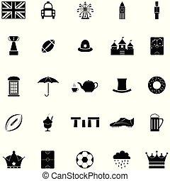 uk icon set
