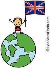 UK kid