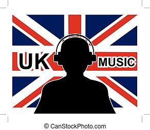 uk music concept