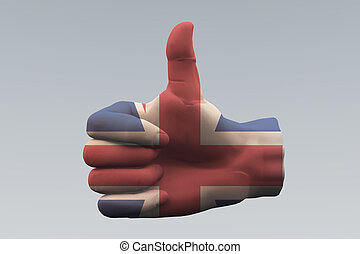 UK Thumbs UP