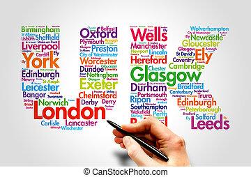 UK, travel concept