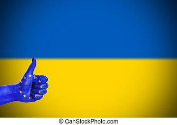 ukraina, poparcie