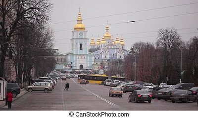 ukraine, februar, 25, kiev, -, 2015