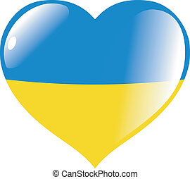 Ukraine in heart