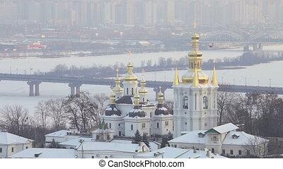 ukraine, kiev-pechersk, lavra
