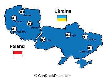 ukraine, pologne