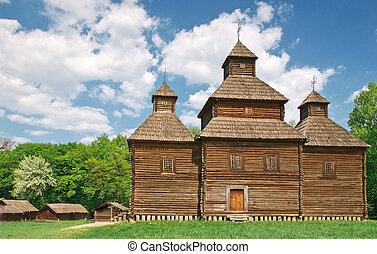 ukrainian ancient church