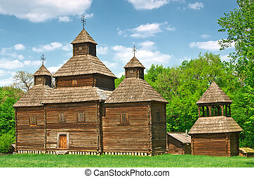 ukrainian ancient church