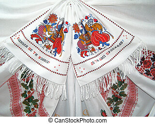 Ukrainian embroidery 1
