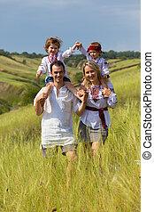 ukrainien, famille