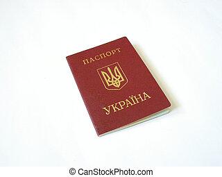 ukrainien, passeport