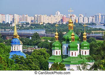 ukrajna, -, kiev, főváros