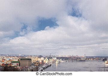 ukrajna, kyiv, főváros