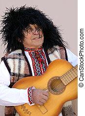 ukranian, gammel mand