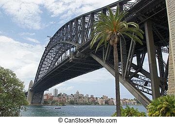 ukryć most, sydney, australia