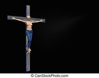 ukrzyżowanie, faith., wielkanoc