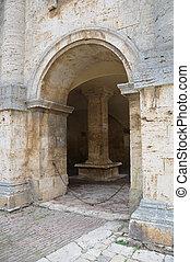 ulice, w, przedimek określony przed rzeczownikami, historyczny, miasto, od, montepulciano, w, przedimek określony przed rzeczownikami, toskańczyk, okolica