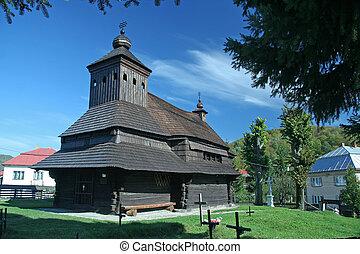 Ulicske Krive church