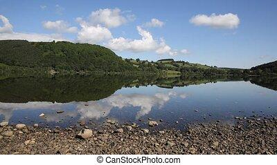 Ullswater Lake District Cumbria uk