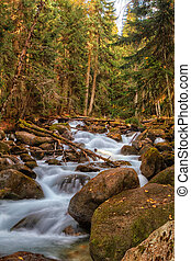 ullu-murudzhu, río,  dombai