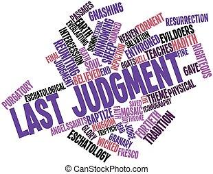 ultimo juicio