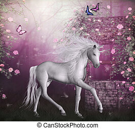 ultimo, unicorno