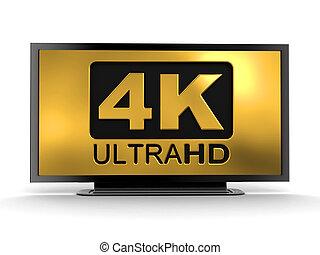 ultra, 4k, hd, アイコン