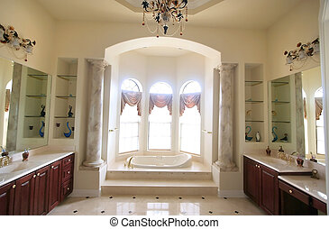 Ultra Modern Bath Room