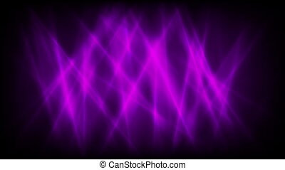 Ultra violet abstract glowing stripes video animation