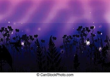 Ultra Violet Background