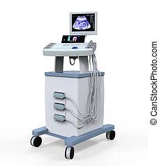 ultrasound, medisch, machi, diagnostisch
