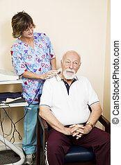 Ultrasound Neck Pain Relief